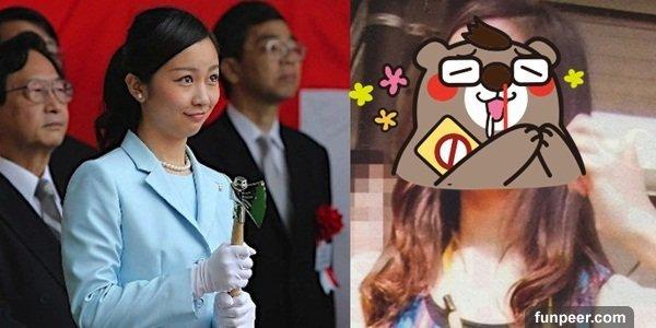 「皇室第一美女」佳子公主素颜长这样?
