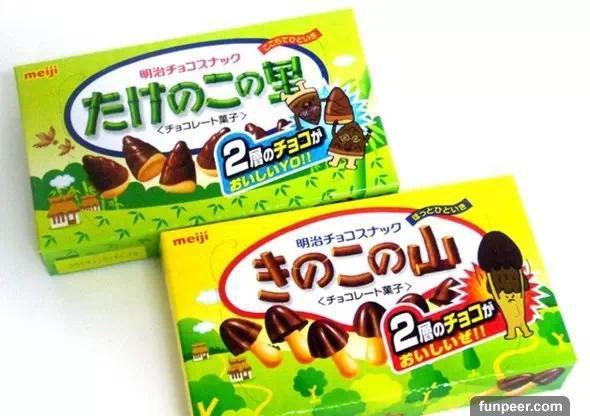 好吃到爆炸的36款日本小零食!千萬別讓女朋友看到!
